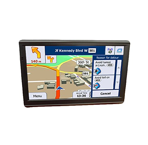 Discover Bargain EASYOWN Update Version CS7001 7 Car GPS Navigation-8GB 256M,Bluetooth Function Inc...