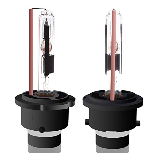 BeiLan D2S 10000K Xenon Brenner - Hid Xenon Scheinwerferlampe 12V 35W(2 Lampen)