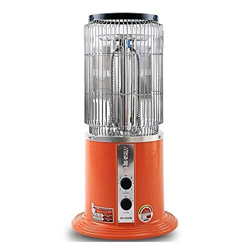 Xiao Jian-fase elektrische verwarming 2000 W infrarood verwarming met kantelbeveiliging, draagbaar, voor woonkamer, kantoor, energiebesparend