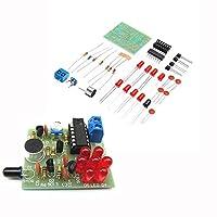 20ピースdiyアナログ電子キャンドル生産キット点火制御シミュレーションキャンドルキット