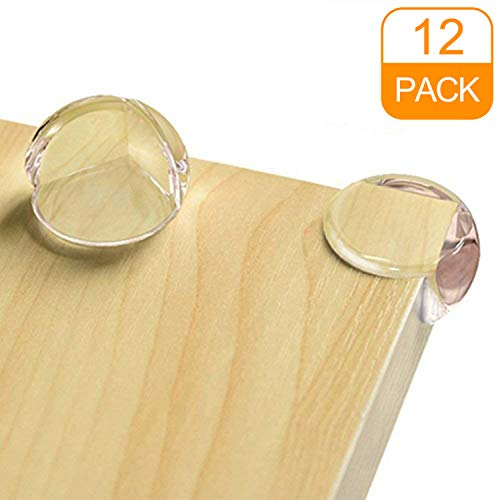 8 Pack Corner Guards Covers Baby Safety Table Corner Protectors Bumpers