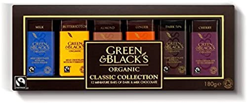 Vert & noir's - The Classic Collection - 180g (Case of 12)