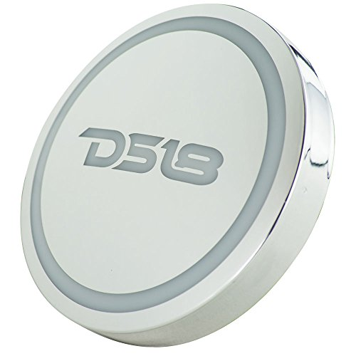 DS18 LBC8 LED Logo with RGB Lights