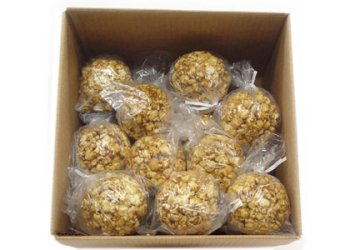 Read About Box of 25 Caramel Popcorn Balls