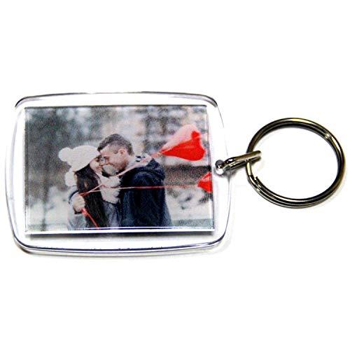 Schlüsselanhänger mit eigenem Foto bedrucken -Schlüsselanhänger selbst gestalten (auf Acryl) Wunschbild
