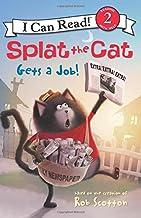 Splat the Cat Gets a Job! (I Can Read Level 2) PDF