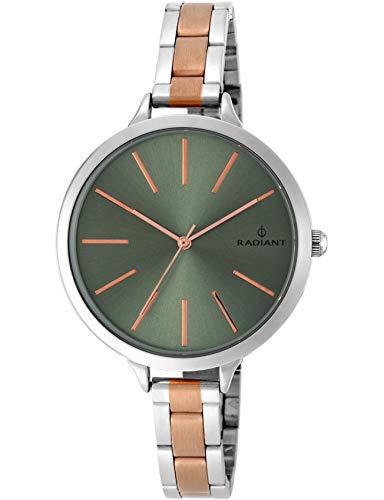 Radiant Reloj Analógico para Mujer de Cuarzo con Correa en Acero Inoxidable RA362206