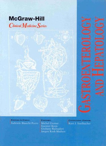 Gastroenterology and Hepatology (McGraw-Hill Clinical Medicine)