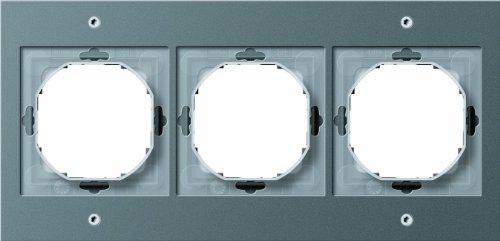 Gira Rahmen 021367 3fach TX_44 (WG UP) anthrazit