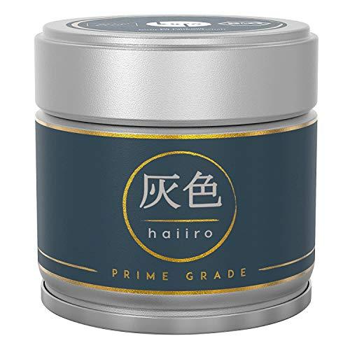 Bio Matcha-Pulver Haiiro - Feinster Premium Matcha-Tee von Kuro - Bester Preis durch Direktimport aus Japan - 30g Dose