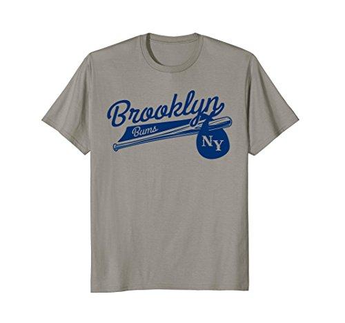 Retro Brooklyn Bums New York Baseball T-Shirt