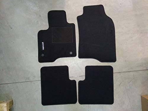 bester der welt Kabeljau.  50928650 Original Fußmatten vorne und hinten für Fiat New Panda 2021