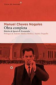 Obra completa par Manuel Chaves Nogales
