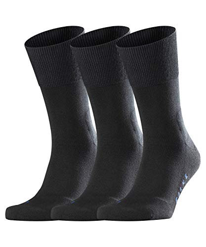 FALKE Unisex Socken Run 3er-Pack, 44-45 (UK 9.5-10.5 Ι US 10.5-11.5)
