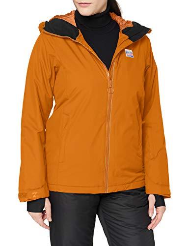 BILLABONG Sula - Chaqueta para Mujer Chaqueta de esqui/snow, Mujer, Brown, XS