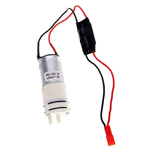 B Blesiya 370 Rc Wasserkühlung Wasserpump Zubehörteil für RC Boote Motor