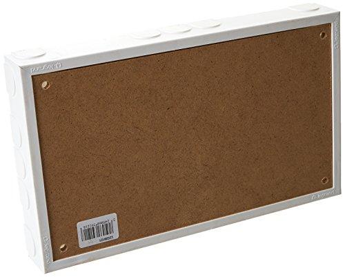 Legrand LEG39121 - Carcasa para cuadro eléctrico (protección IP20, IK 08, 150 x 250 x 35mm), color blanco