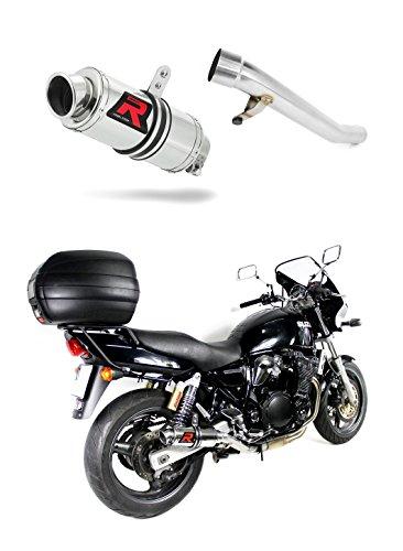 Dominator Exhaust silenciador de escape SUZUKI GSX 750 INAZUMA + DB Killer (GP I)