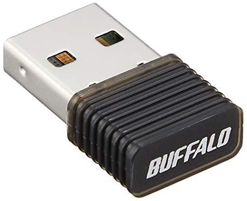 BUFFALO Bluetooth4.0 Class1対応 USBアダプター BSBT4D105BK