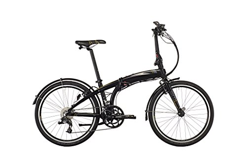 tern Eclipse P18 L - Bicicletas plegables - 24' amarillo/negro 2016