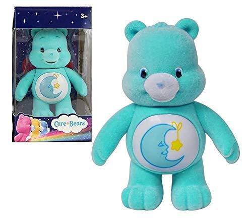 Care Bears Glücksbärchies Bär Spielfigur 7cm, 1 Stück | Geschenk | Kind | Spielzeug | Mädchen | Jungen | Tiere | Waldbewohner