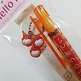レア☆秋の味覚 シリーズ☆干し柿☆トリプルご当地キティ ボールペン