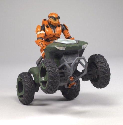 Halo - 092079 - Mongoose Véhicule + Spartan Mark V
