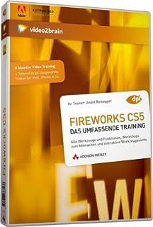 Fireworks CS5 Grundlagen: 8 Stunden Videotraining