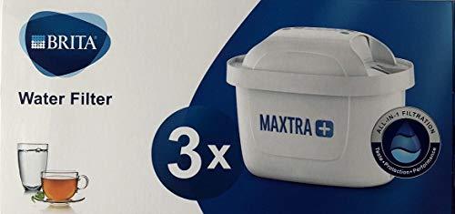 BRITA Maxtra Water Filter 1 Piece, plastik, weiß, 3 Stück