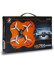 DotCom HX 750 Drone Quadcopter without Camera for Kids (Black)