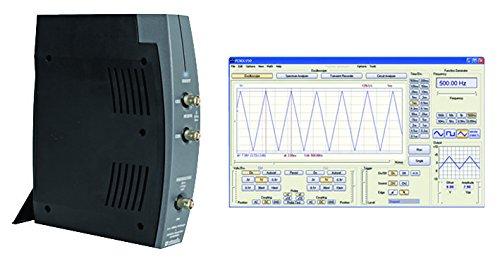 PC Oszilloskop + Func Gen Taste pcsgu250by Velleman Kit