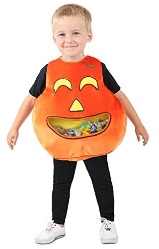 Princess Paradise Feed Me Pumpkin Child's Costume, X-Small/Small