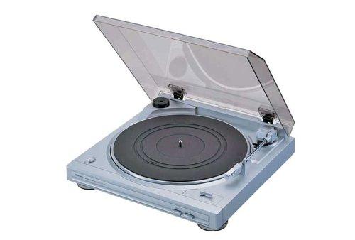 Denon DP-29 F Plattenspieler (RIAA-Phono-Equalizer integriert) silber