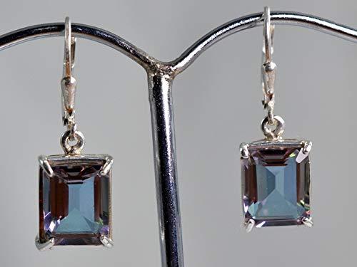 Orecchini 100% in argento sterling 925 realizzati con alabanoresca