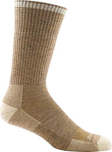 Darn Tough Vermont Men's John Henry Boot Cushion Socks, Sand, M