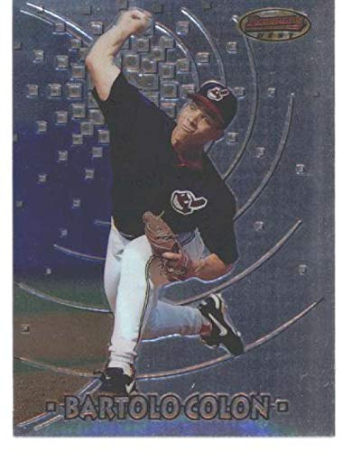 1997 Bowman's Best #111 Bartolo Colon Cleveland Indians MLB Baseball Card NM-MT
