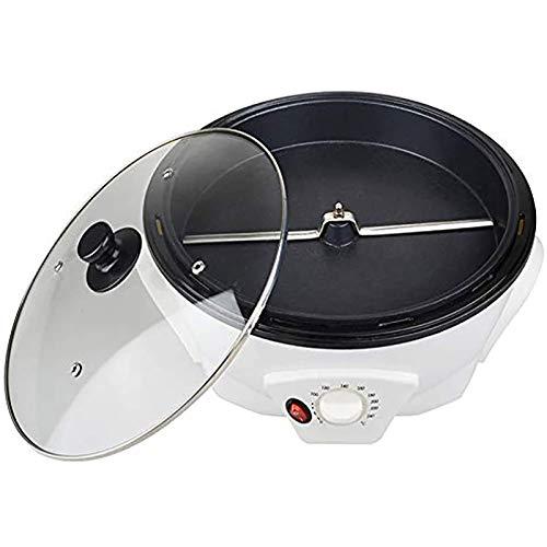 Kaffeeröstermaschine Home Coffee Beans Röstmaschine Mit Temperatureinstellung 100-240 ℃, Für Homecafe Röstung Kühlung Rich Flavor 1200W