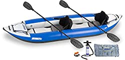 Highest Weight Capacity Inflatable Kayak