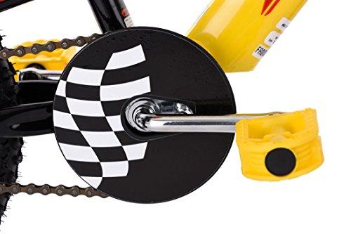 "KS Cycling Kinder Mountainbike 16"" Krazy Fahrrad, gelb - 2"