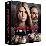 Homeland (Complete Seasons 1-4) - 12-Disc Box Set ( ) [ Schwedische Import ] (Blu-Ray)