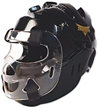 Pro Force Thunder Full Headgear w/Face Shield