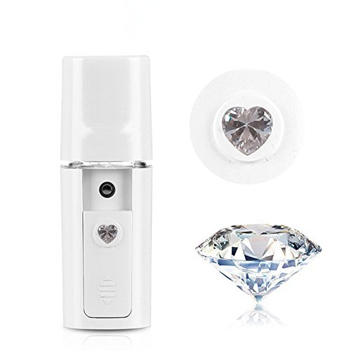 PJY Nano Facial Steamer Mist Spray Eyelash Extensions Cleaning Pores Water SPA Moisturizing &...
