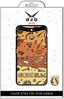 لاصقة حماية من اوزو برسومات علم الاثار لموبايل Vivo Y20s