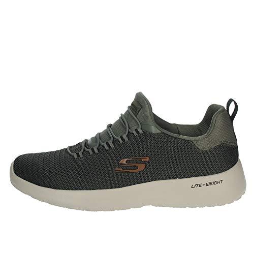 Skechers Sport Mens Dynamight Sneakers Men Grün, Schuhgröße:42 EU