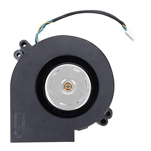 BigBig Style Ventilador centrífugo de aire para equipos industriales con doble rodamiento de bolas de plástico 190CFM 12V 3.8A