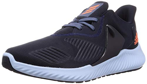 adidas Alphabounce rc 2 m, Scarpe da Running Uomo, Blu (Legend Ink/Solar Orange/Glow Blue Legend Ink/Solar Orange/Glow Blue), 44 EU