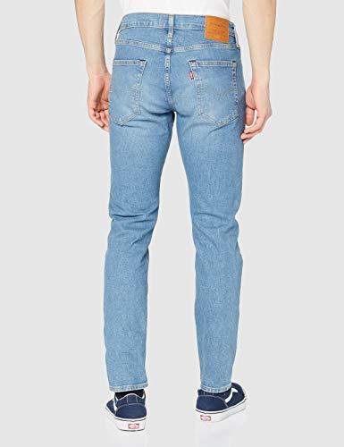 Levi's Men's 512 Slim Taper Jeans, Blue, 32W x 30L
