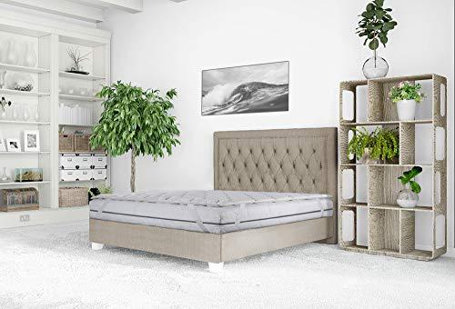 Topper Memory Massage Bamboo 180x190