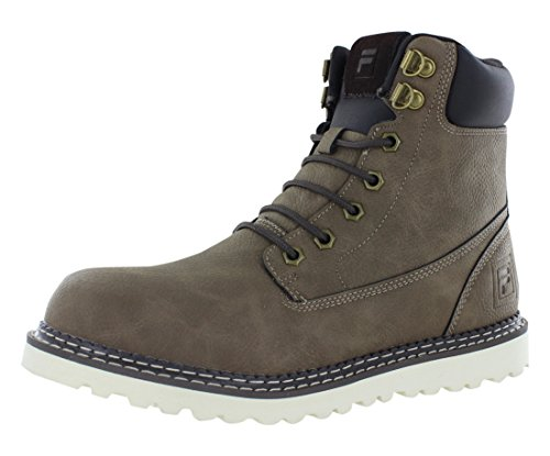 Fila Mens Madison Hiking Boots, Brown, 11.5 M