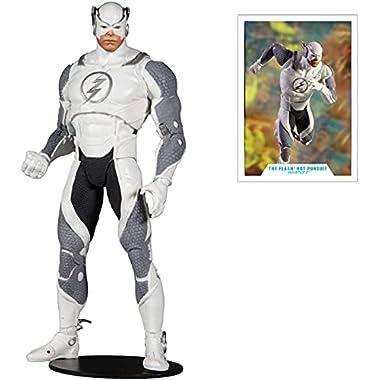 McFarlane Toys DC Multiverse The Flash 'Hot Pursuit' 7″ Action Figure